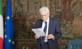 Mattarella pays tribute to Tobagi on anniversary of murder