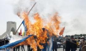 Proteste contro Usa e Israele a Teheran