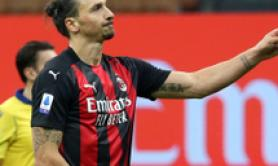 Soccer: Ibra to miss at least 3 Milan games