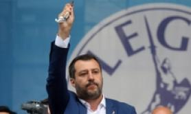 Salvini says he would like to meet the pope