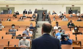 Politecnico Torino, in aula i primi mille studenti