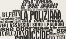 Balestrini, le opere d'artista a Roma