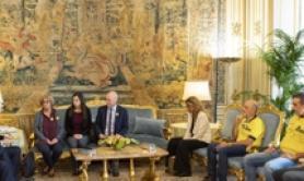 Mattarella demands response from Egypt on Regeni anniversary