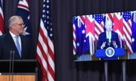 Cina, irresponsabile accordo Usa-Australia su sottomarini