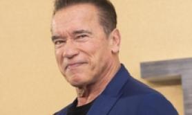 'Terminator: Dark Fate',Schwarzenegger al photocall a Londra