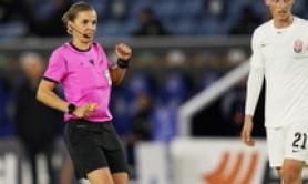 Storico in Champions, Stephanie Frappart arbitra la Juventus