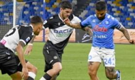 Serie A: Napoli-Udinese 5-1