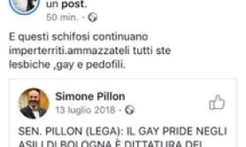 Pol probed for saying 'kill all gays'