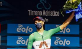 Cycling: Italy's Ganna wins world championship time trial
