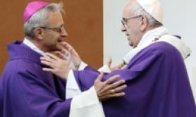 Carpi bishop quits