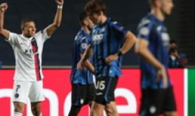 Bergamo proud of Atalanta after cruel Champions League exit