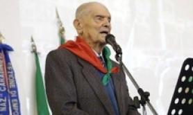 Resistenza, morto Dario Del Sordo