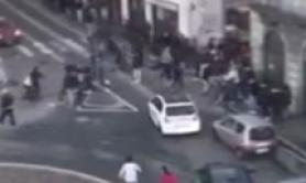 'Turf war sparked mass youth street fight in Gallarate'