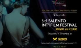 Salento international Film Festival a Oslo e Reykjavik