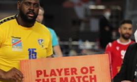 Pallamano: Mondiali;Congo fuori,ma Mvumbi è man of the match