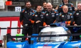 Villorba Corse come in un film a Le Mans