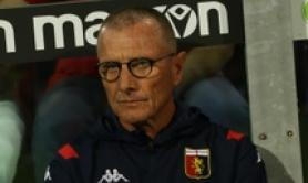 Soccer: Genoa sack Andreazzoli, Motta set to take over