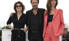 Cannes: Ardant, la belle epoque pensando a Marcello