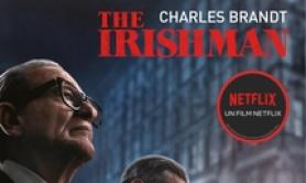 The Irishman, esce libro diventato film