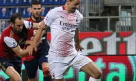 Soccer: Ibra double makes Milan 'winter champions'