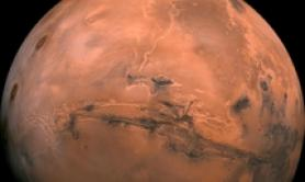 Italian experts find network of lakes on Mars