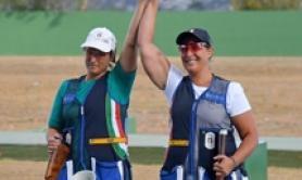 Tiro a volo: oro Italia skeet squadre