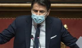 Conte hands resignation to Mattarella