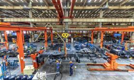 Eurozona: produzione industriale in ripresa, ma cala in Italia