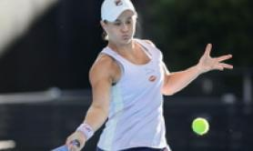 "Tennis: Barty infortunata, ""torno in campo a Miami"""