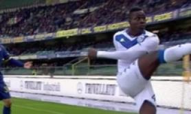 Soccer:Court suspends Verona stand closure for Balotelli
