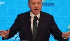Erdogan, l'Occidente incoraggia Israele