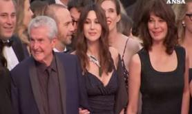 Cannes, Monica Bellucci sul red carpet