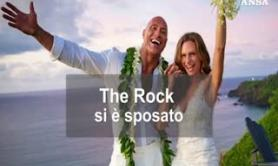 The Rock si e' sposato