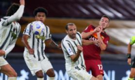 Serie A, Roma-Juventus 2-2