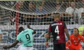 Soccer: Cagliari not penalized for Lukaku boos