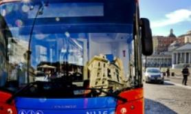 Pregnant woman fined after taking bus in labour