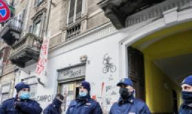Anarchist squat cleared in Turin