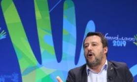 Salvini moots border barrier in northeast Italy