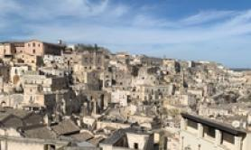 Matera Culture Capital launches 'Pending Passport'