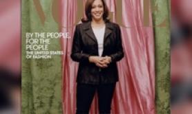 Vogue esce con una nuova copertina dedicata a Kamala Harris