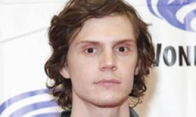 Evan Peters premiato al Gff