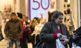 Consumer spending down 11% in December say retailers