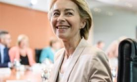 I'll closely monitor Italy accounts - von der Leyen