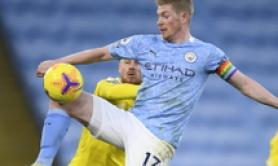 Premier: il City risale, l'Everton torna a far punti