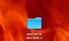 Hit parade, Machete Mixtape sempre primo