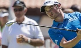 Golf: English Championship, Sharvin sorprende tutti