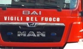 Incendio a Vigevano, morta anziana