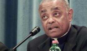 Pope to name first Afro-American cardinal