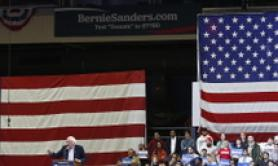 Usa 2020: Sanders in volata con 32%