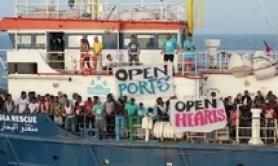 EC working for Sea-Watch solution 'after migrants disembark'